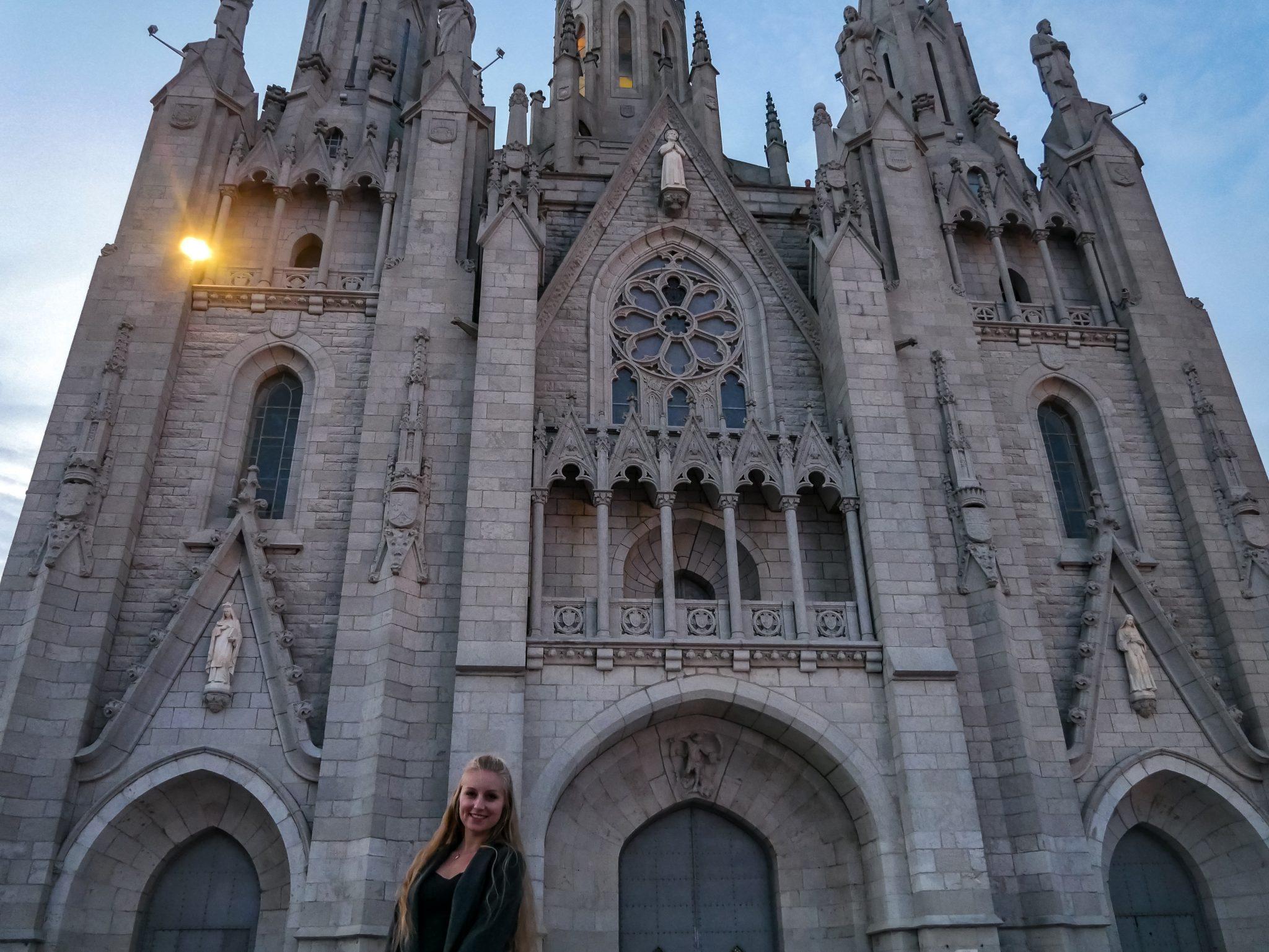 Tickets für den Sagrat Cor, um ganz nach oben zu kommen kosten 3,50 € pro Person.