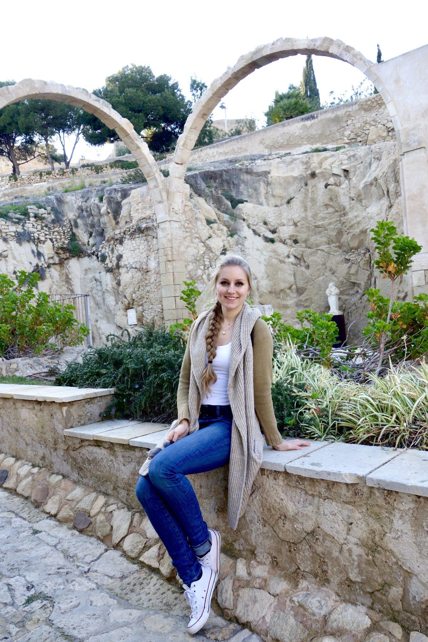 Alicante, Castillo de Santa Bárbara: Wir hätten uns dort ewig aufhalten können!