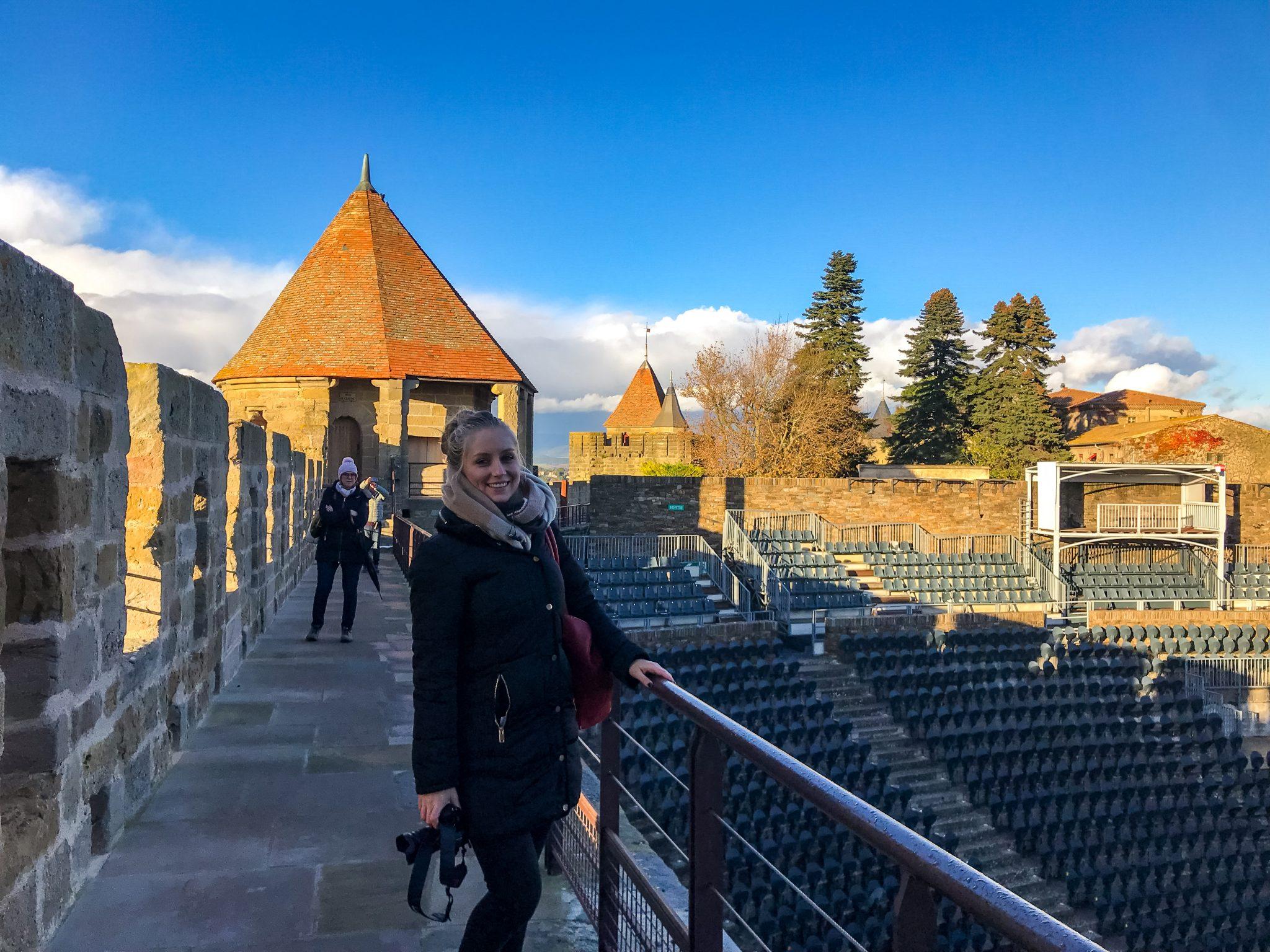 Frankreich: Carcassonne Freilufttheater