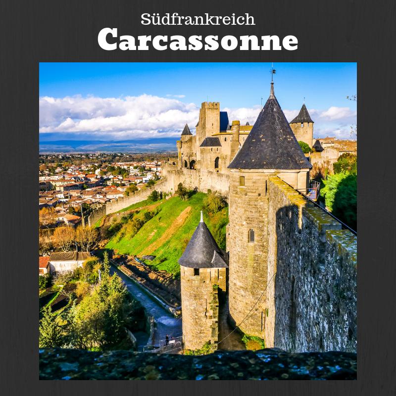 Genieße deinen Aufenthalt in Carcassonne
