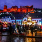 Heidelberger Weihnachtsmarkt – super romantisch oder super touristisch?