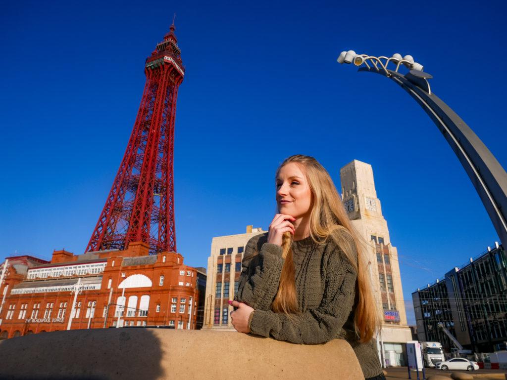 Einst galt der Blackpool Tower als höchstes Gebäude des Landes.