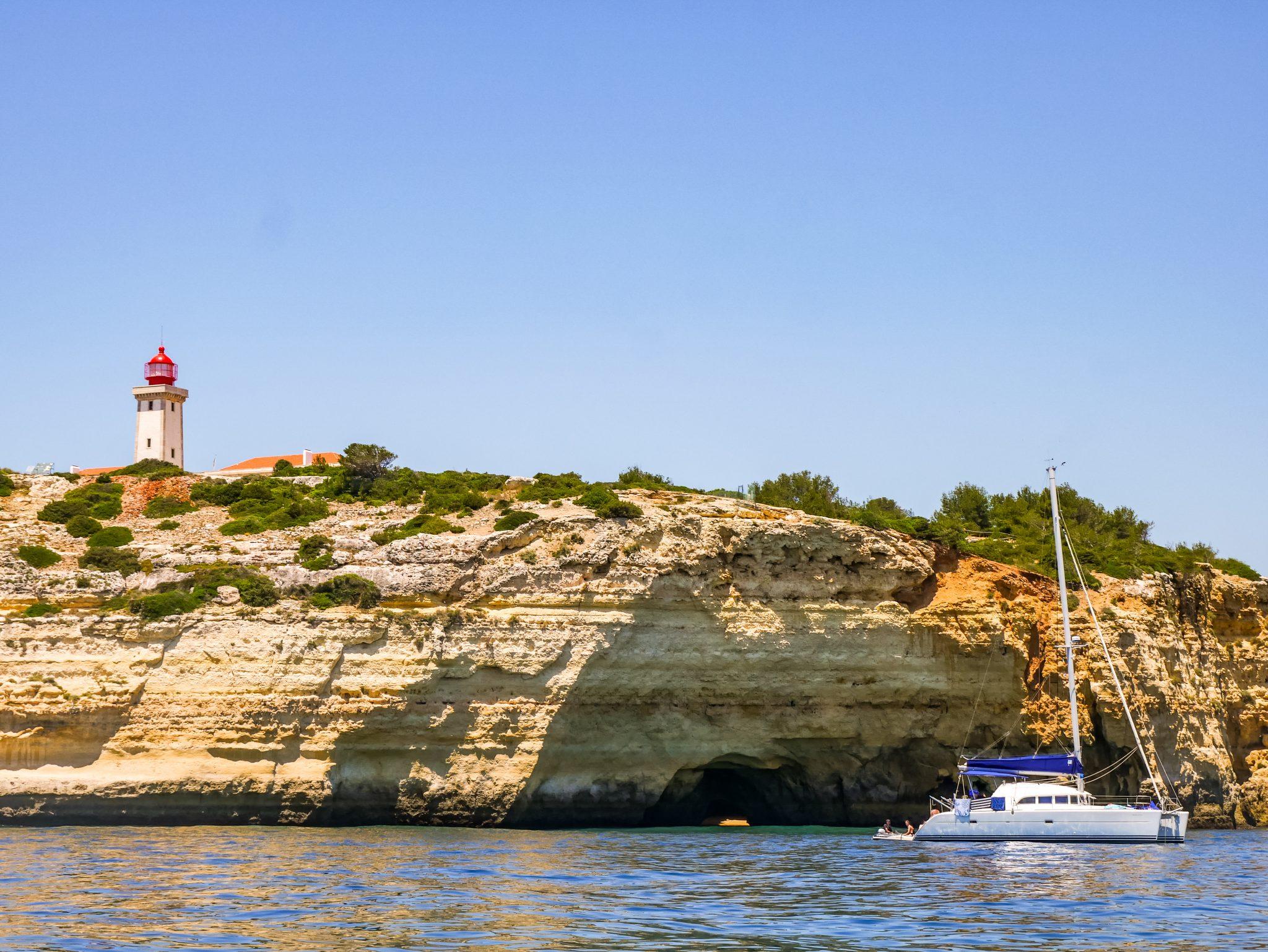 Die Algarve Küste ist für mich ein Highlight meines Auslandssemesters in Sevilla gewesen.
